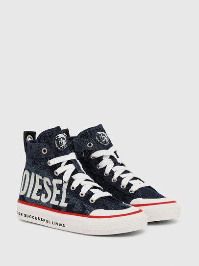 Diesel - SN MID 07 MC CH, Blue - Footwear - Image 2
