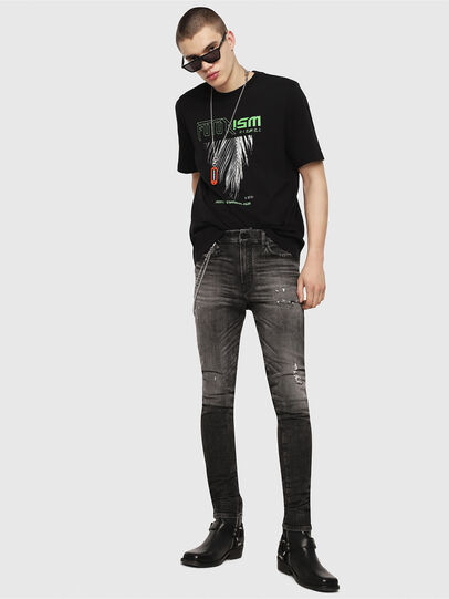 Diesel - T-JUST-Y25,  - T-Shirts - Image 4