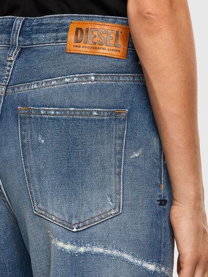 Diesel - D-Reggy 0097B, Medium blue - Jeans - Image 5