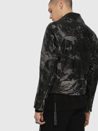 Diesel - L-KRAMPIS-A,  - Leather jackets - Image 2