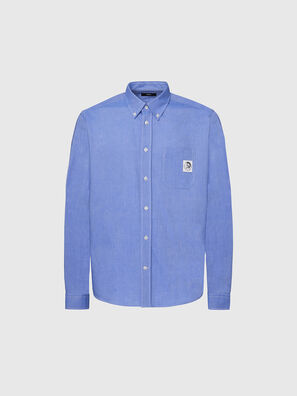 S-JAMES, Light Blue - Shirts