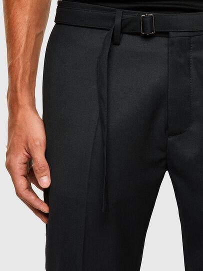 Diesel - P-SCOTT, Black - Pants - Image 3