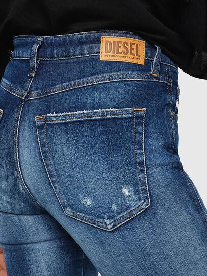 Diesel - Babhila 069FY, Medium blue - Jeans - Image 5