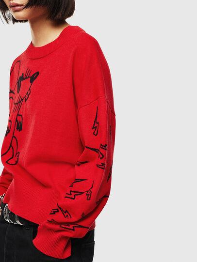 Diesel - CL-M-TESS,  - Knitwear - Image 5