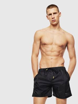 BMBX-WAVER, Black - Swim shorts
