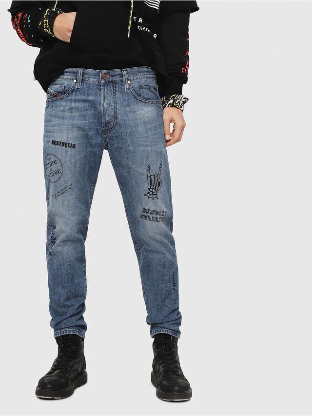 Diesel - Mharky 0094D, Medium blue - Jeans - Image 1