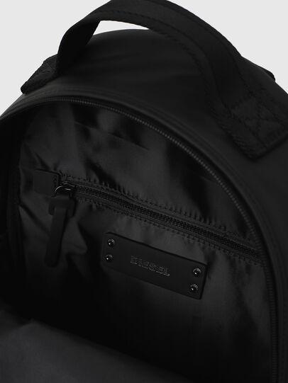 Diesel - F-BOLD BACK FL, Bright Black - Backpacks - Image 5