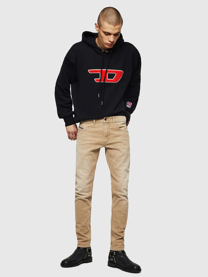 Diesel - Thommer 0890E, Light Brown - Jeans - Image 5