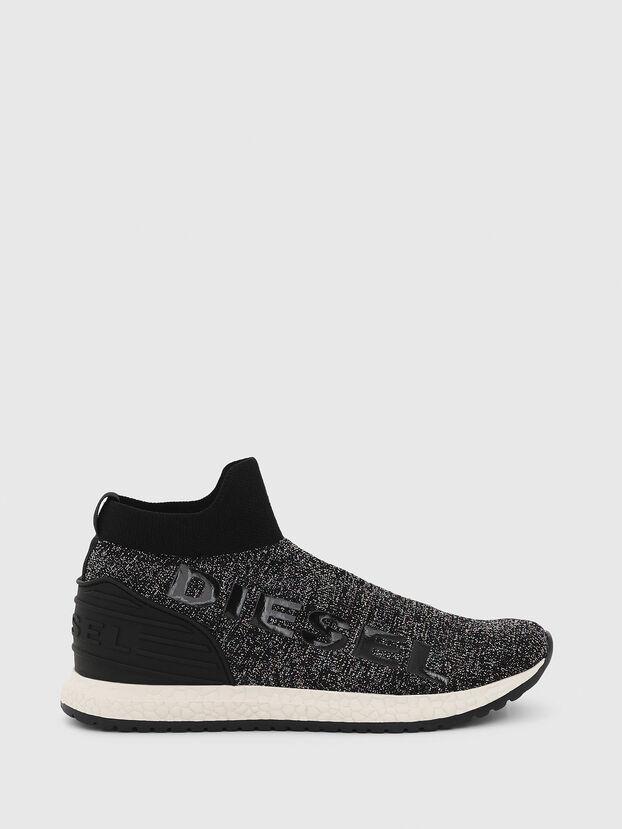 SLIP ON 03 LOW SOCK, Black - Footwear