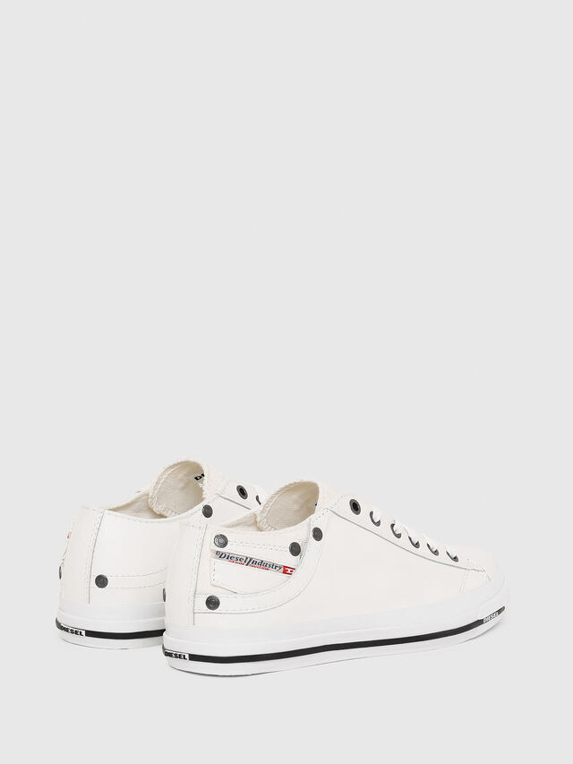 Diesel EXPOSURE IV LOW  W, White - Sneakers - Image 3