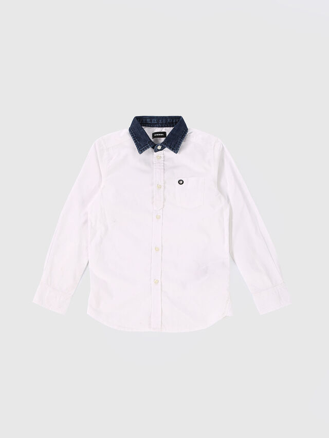 KIDS CYMELDN, White - Shirts - Image 1