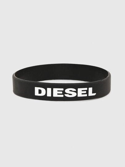 Diesel - A-TEXT, Black - Bijoux and Gadgets - Image 1