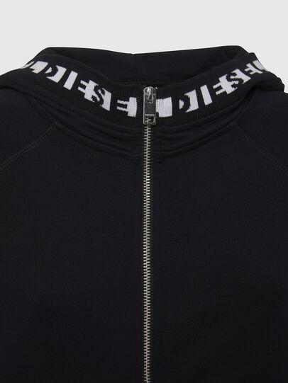 Diesel - UFLT-COVERY, Black - Sweaters - Image 3