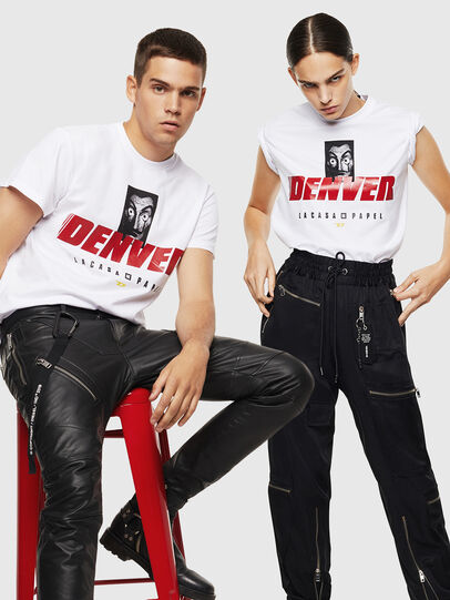 Diesel - LCP-T-DIEGO-DENVER,  - T-Shirts - Image 7
