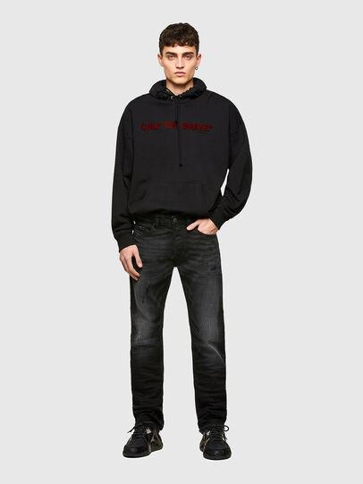Diesel - Safado CN059, Black/Dark grey - Jeans - Image 5