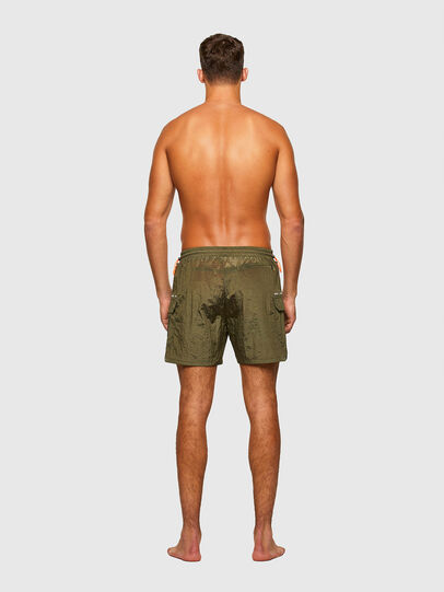 Diesel - BMBX-SURFY, Military Green - Swim shorts - Image 2