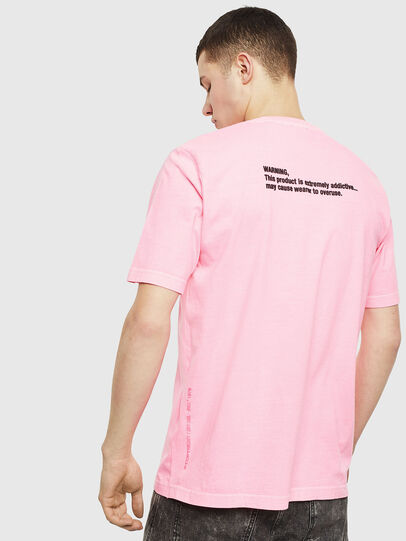 Diesel - T-JUST-NEON,  - T-Shirts - Image 3