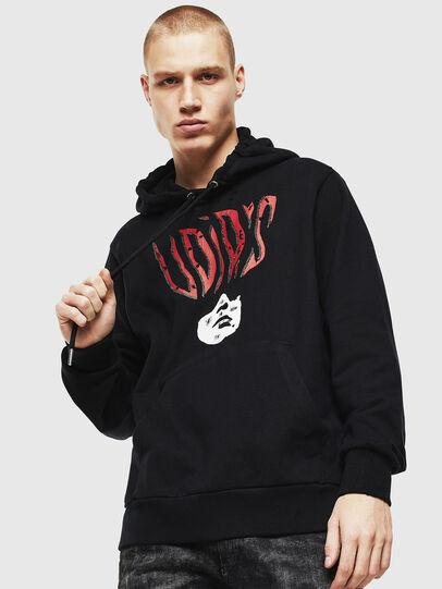 Diesel - S-GIRK-HOOD-J2,  - Sweaters - Image 1