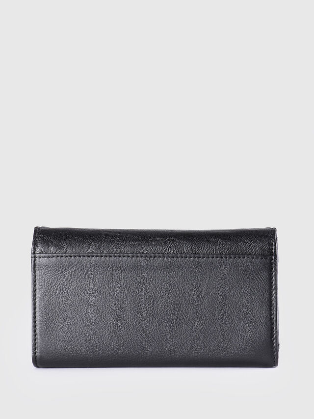 Diesel - GIPSI, Black - Small Wallets - Image 2
