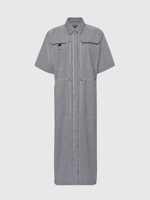 D-LIZETH-A, Black/White - Dresses