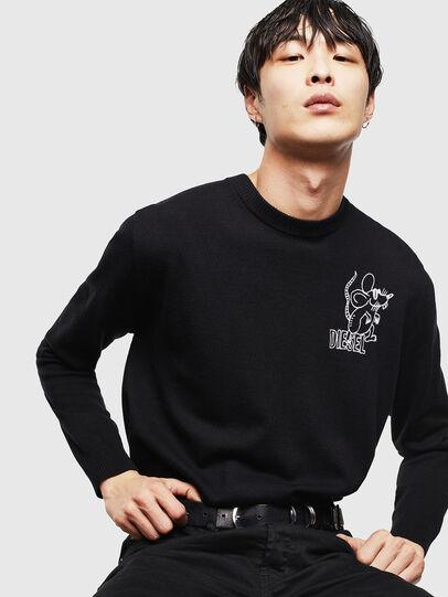 Diesel - CL-K-DEBNAM,  - Knitwear - Image 4