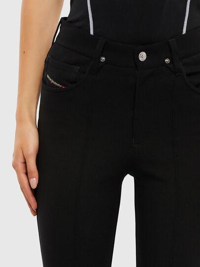 Diesel - P-CUPERY, Black - Pants - Image 3