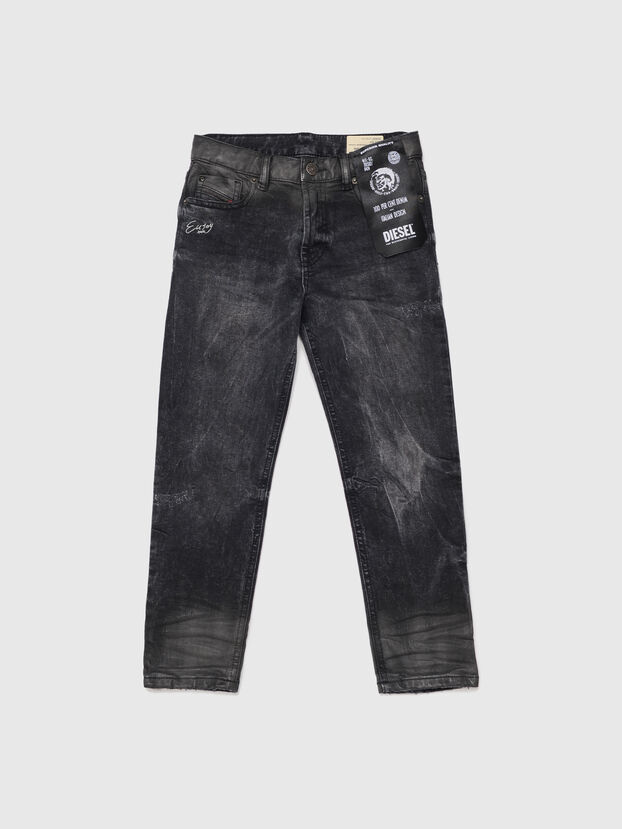 MHARKY-J, Black/Dark grey - Jeans