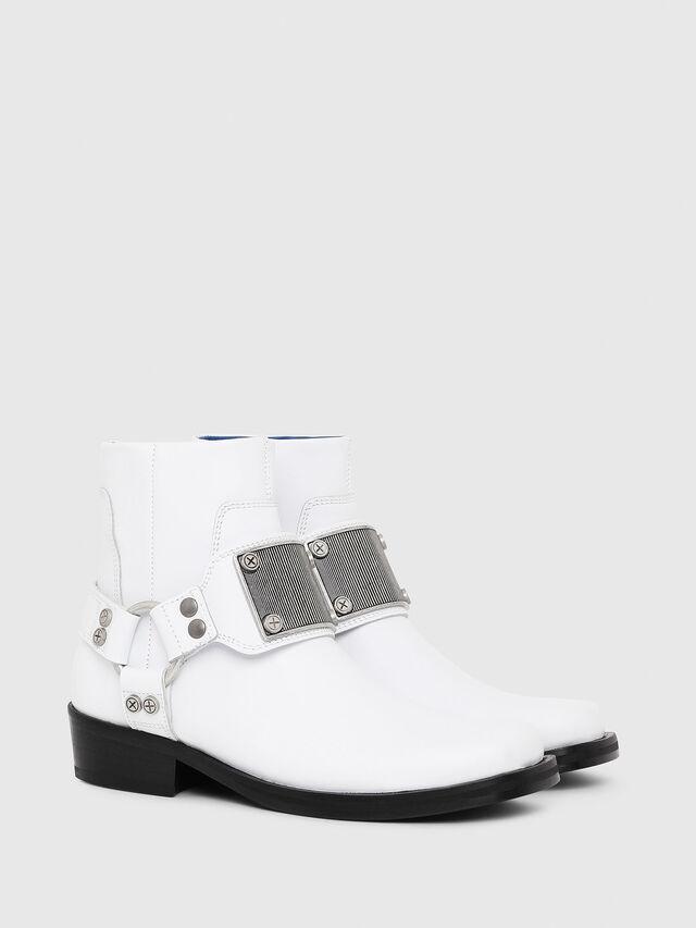 Diesel - D-BIOYS MC, White - Boots - Image 7