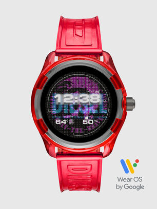DT2019, Red - Smartwatches