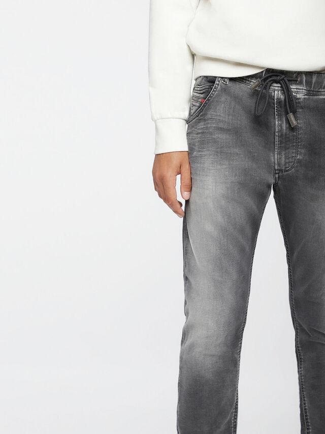 KROOLEY JOGGJEANS 0855B, Grey Jeans