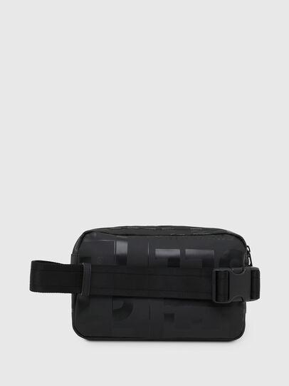 Diesel - X-BOLD BELTBAG, Black - Belt bags - Image 2