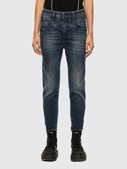 Diesel - Fayza JoggJeans 069PD, Dark Blue - Jeans - Image 1