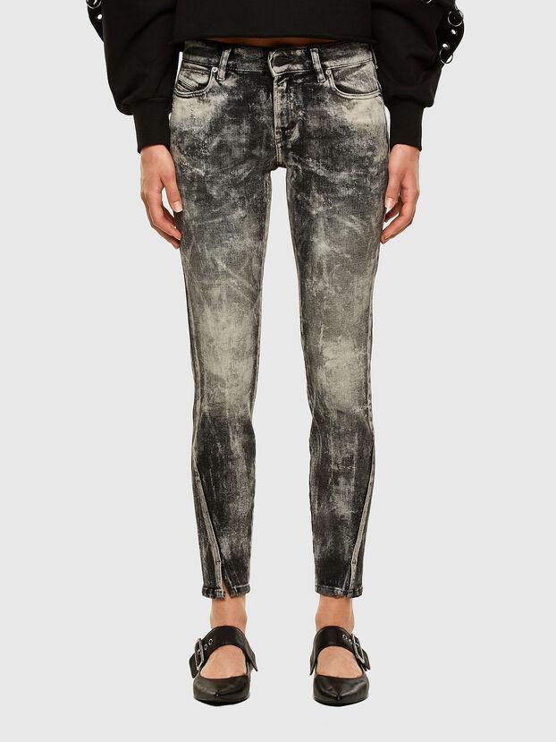 D-Jevel 009FG, Light Grey - Jeans