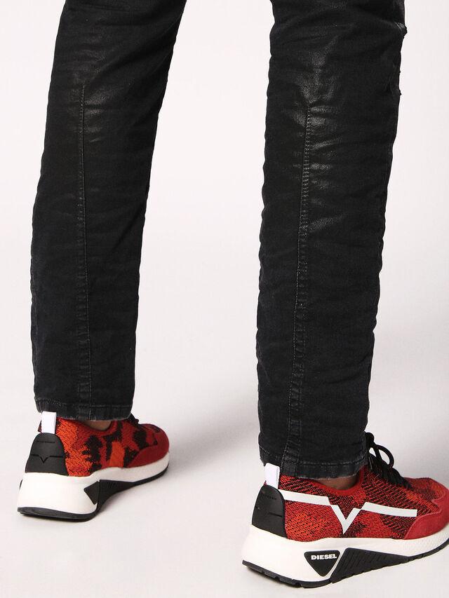 Diesel - KROOLEY CB JOGGJEANS 084JB, Black Jeans - Jeans - Image 7