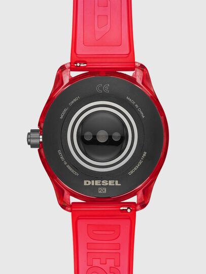 Diesel - DT2019, Red - Smartwatches - Image 4