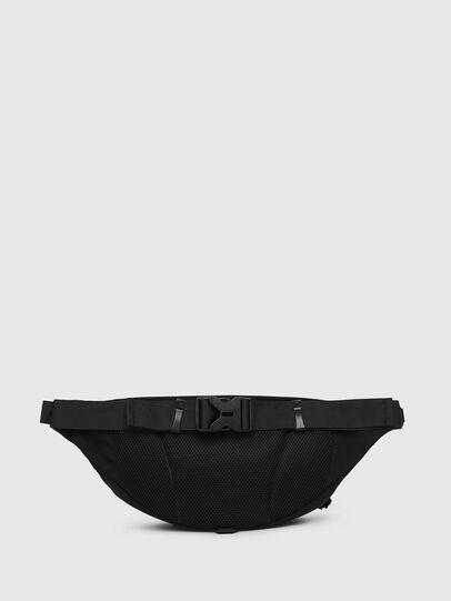 Diesel - F-URBHANITY BUMBAG, Black - Belt bags - Image 2