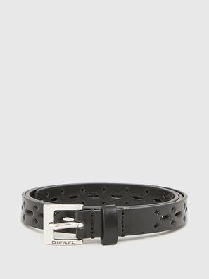 B-TIROL, Black - Belts