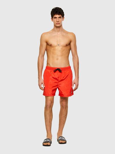 Diesel - BMBX-CAYBAY, Orange - Swim shorts - Image 1