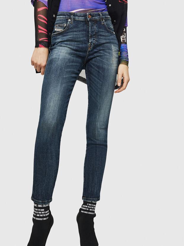 Babhila 069GC, Dark Blue - Jeans