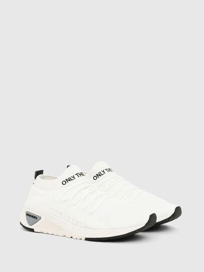 Diesel - S-KB SLG, White - Sneakers - Image 2