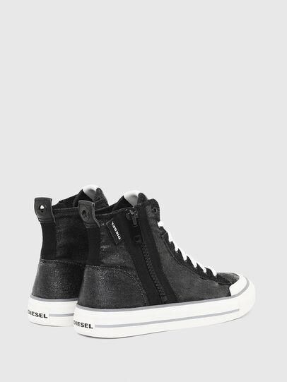 Diesel - S-ASTICO MID ZIP, Black - Sneakers - Image 3