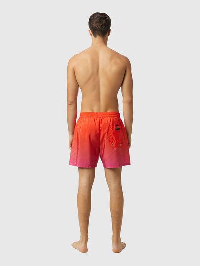 Diesel - BMBX-WAVE-X, Orange - Swim shorts - Image 2