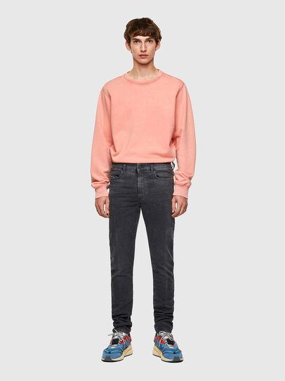 Diesel - D-Amny JoggJeans® 09A74, Black/Dark grey - Jeans - Image 5