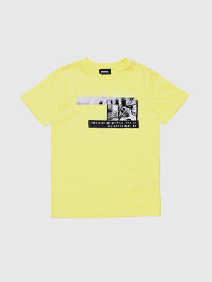 TJUSTYP, Yellow - T-shirts and Tops