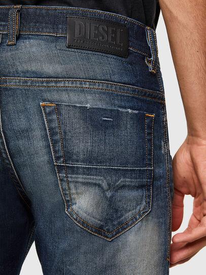 Diesel - Thommer 009JT, Dark Blue - Jeans - Image 5