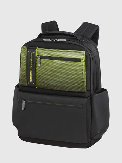 """Diesel - """"KB1*19001 - OPENROA, Black/Yellow - Backpacks - Image 7"""