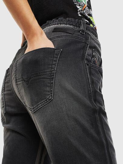 Diesel - Krailey JoggJeans 0094Q, Black/Dark grey - Jeans - Image 3
