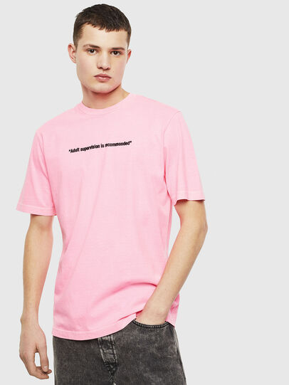Diesel - T-JUST-NEON,  - T-Shirts - Image 1