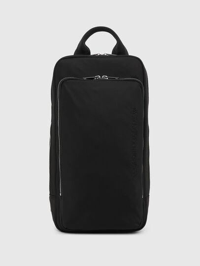 Diesel - VYRGO, Black - Crossbody Bags - Image 1