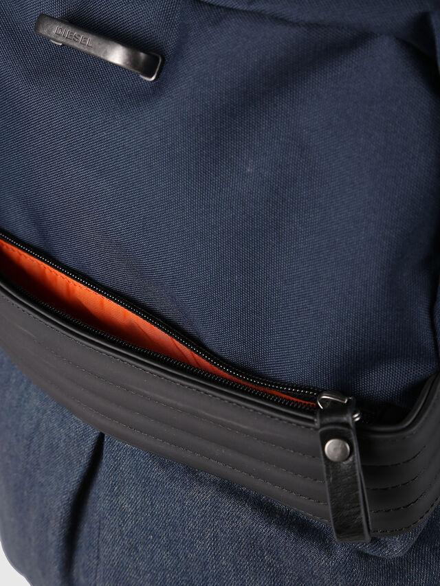 Diesel M-PROOF BACK, Blue Jeans - Backpacks - Image 4
